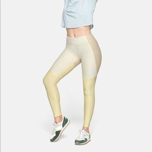 Outdoor Voices Tri-tone Warmup Legging
